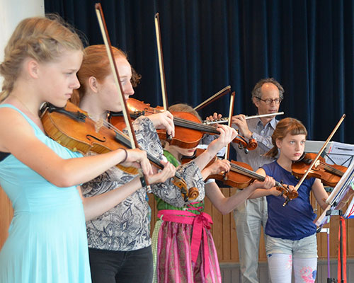 Streicherensemble «Fiddle Faddle»